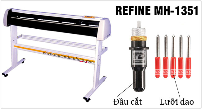 Máy Cắt Decal Refine MH 1351 (1)