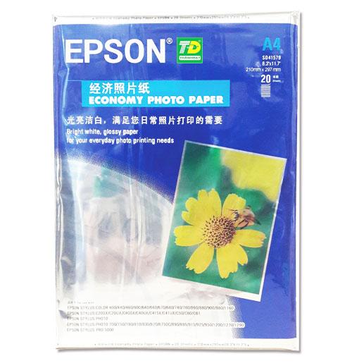 Giấy in ảnh Epson chính hãng